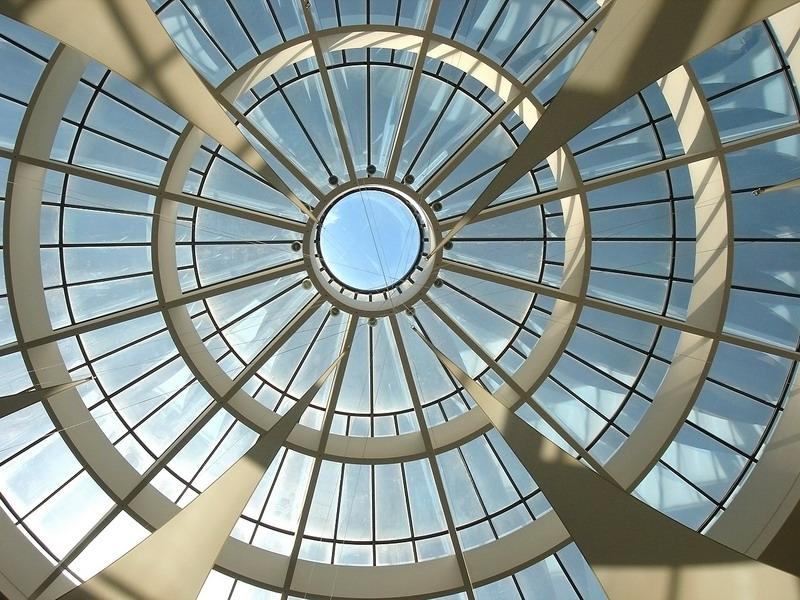 Стеклянная крыша — фото 30